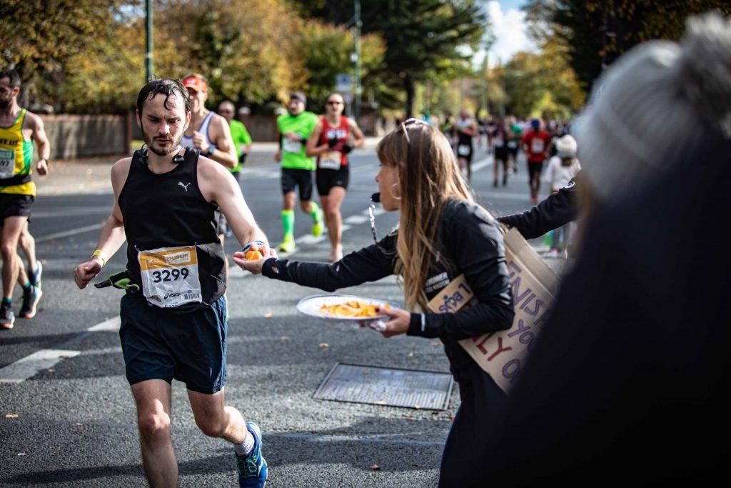 Maraton Öncesi Beslenme