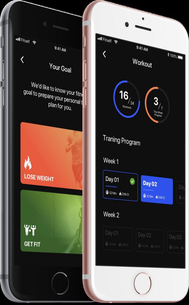 Fitself App