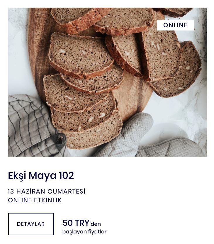Ekşi Maya 102 Online Atölye